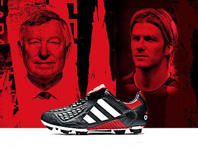 The Boot Alex Ferguson Kicked at David Beckham