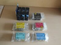 Compatable Inkjet Cartridges.