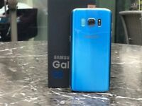 Samsung Galaxy S8 Coral Blue Mobile Phone Brand New Unlocked