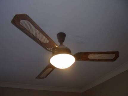 ceiling fan with light Cammeray North Sydney Area Preview