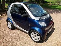 Smart Car, Only 24K Miles, New MOT, FSH