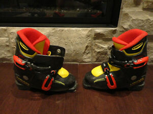 "Kid's Head Carve X2 Downhill Ski Boots -241mm (7.5"" -7.75"" Feet)"