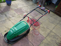 Qualcast 1700W Electric Hover Mower.
