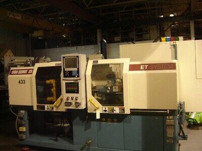 35 Ton Van Dorn Injection Mold Machine