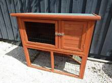 Rabbit cage / Guinea Pig - one year old - clean Newport Hobsons Bay Area Preview