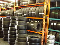 Used winter and all season Tires and new tires