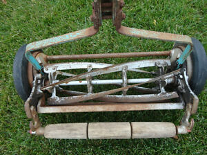 Vintage Great American Late 1940's Reel Push Mower -Still Works Kitchener / Waterloo Kitchener Area image 5