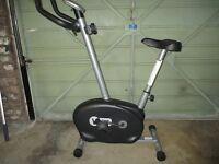 V-Fit Exercise Bike - Magnetic type.