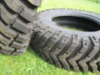 Recip Trial 4x4 185 14 inch Tyres - Road Legal. Two of.