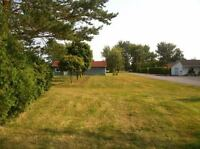 3.6 Acres with Deeded Access to St Lawrence, BAINSVILLE