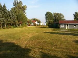 3.6 ACRES WITH DEEDED LAKE ACCESS IN BAINSVILLE Cornwall Ontario image 5