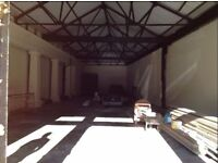 LIGHT INDUSTRIAL . STORAGE . WORK UNITS . RENT STARTING £750 PCM . 3 PHASE METERS . 24/7 EASY ACCESS