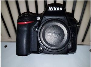 Nikon D7200 - All you need to get started