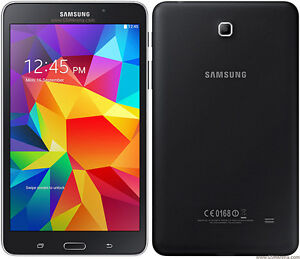 GALAXY A TABLET WITH BLACK FOLD CASE MINT CONDITION! Kitchener / Waterloo Kitchener Area image 1