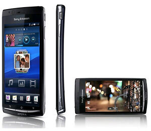 Sony Xperia Arc S - used, not unlocked