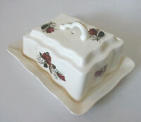 Large C1950s Made in Roumania Cheese Dish