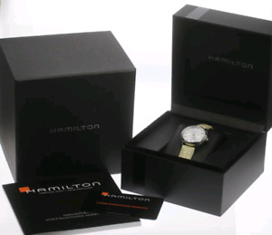 Hamilton Watch Box (Brand New - Original 100%)