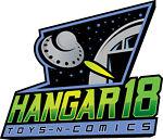 Hangar-18 Toys-N-Comics