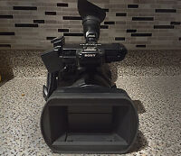 Sony PMW-200 XDCAM HD422 Camcorder + Accessories