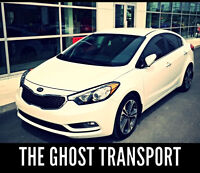THE GHOST TRANSPORT