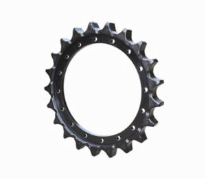 2 NEW SPROCKETS FOR CAT 315 OR CASE 160 PRICE $ 550