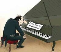 URGENT: Need substitute piano teachers for a variety of dates.