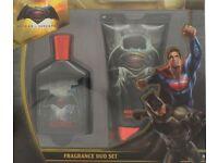 Batman V superman gift set