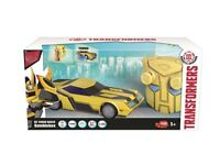 Brand new bumblebee Transformers remote control cars rrp £25