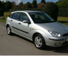 Ford Focus 1.6 PETROL FULL YEAR MOT EXCELLENT CONDITION DRIVES REALLY WELL IDEAL FIRST CAR