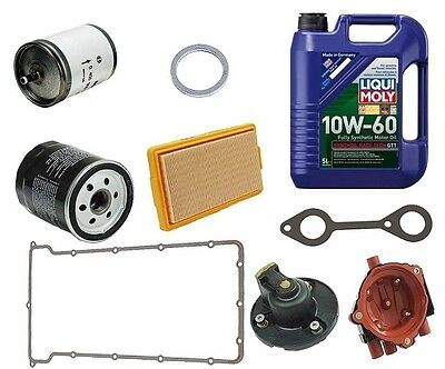 For BMW E30 M3 88-91 2.3L Best Value Tune Up Kit w/ Filters Oil Rotor Cap