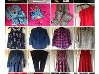Girls clothes age 9-13