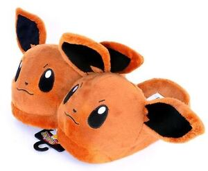 Eevee Pokemon Slippers (Never Worn) RARE