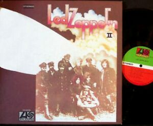 LED ZEPPELIN II Vinyl Album - U.S. Pressing - MINT / MINT