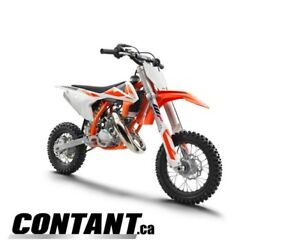 2019 Motos KTM MINI MOTOCROSS Motocross 50 SX