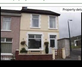 3 bedroom property for sale ebbw vale