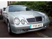 Mercedes CLK 200 Avantgarde Komp Auto