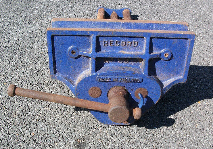 Woodworking Vice Record 53 In Bournemouth Dorset Gumtree