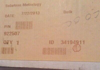 Solartron Metrology 922507 Probe Gauge
