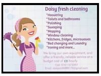 Friendly, reliable and local cleaning services, budget cost.