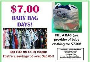 HURRY!!! HURRY!!! THIS WEEK ONLY BABY BAG $7.50