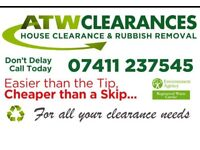 ATW CLEARANCES HOUSE CLEARANCE & RUBBISH