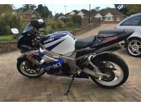 2002 SUZUKI GSXR 1000 POSSIBLE SWAP SWOP OR SELL