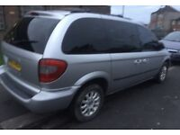 Chrysler Voyager 7-Seater 2004 NEW 12 MONTHS MOT FULL SERVICE £950