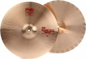 "Paiste 2002 Hi-Hat 15"" Sound Edge"