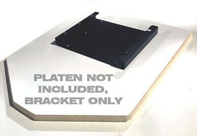 Used Fits Vastex Platen Platen Pallet Bracket Holder Clamp Screen Printing