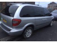 Chrysler Voyager 7-Seater 2004 NEW 12 MONTHS MOT FULL SERVICE £950
