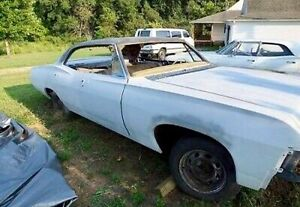 LOOKING FOR A '67 IMPALA OR CAPRICE PROJECT Kingston Kingston Area image 2