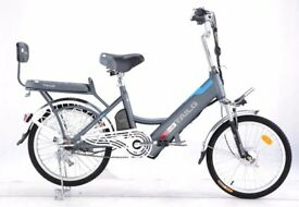 Used electric bike twist and go