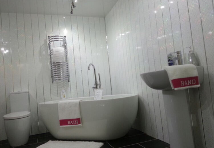 Pvc Wall Panelling Cladding Bathroom