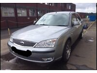 FOR SALE ford mondeo silver!!!!